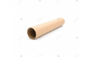 Tub de carton, diametru interior 76 mm,