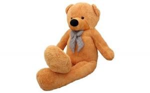 Urs de plus gigant 180 cm, Kota Baby, Maro Deschis