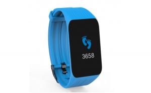 Bratara Fitness Techstar® K1 Albastru