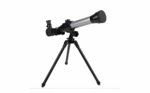Telescop Refined, 3 lentile de marire