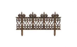Set 10 bucati gard decorativ pentru curte, gradina