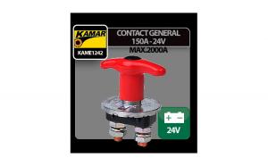 Contact general Kamar 150A - 24V