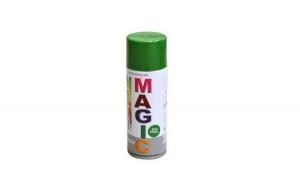 Vopsea spray Magic verde 6029, 400 ml