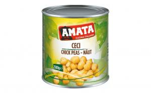 Naut boabe AMATAconserva 2500 gr