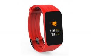 Bratara Fitness Techstar® K1 Rosu  0.66