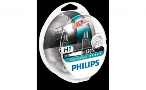 Philips H1 XtremeVision +130%