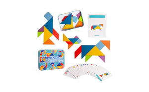 Puzzle Shapes, jucarie educativa puzzle