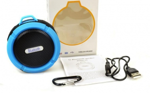 Speaker portabil Waterproof Bluetooth, la 94 RON