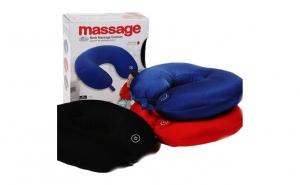 Perna muzicala pentru masaj, boxe incluse