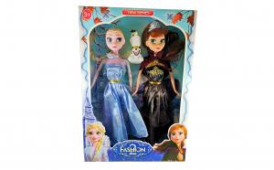 Papusile Anna si Elsa + figurina Olaf, Produse Noi