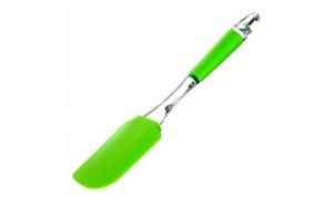 Spatula din silicon, 25 cm, verde
