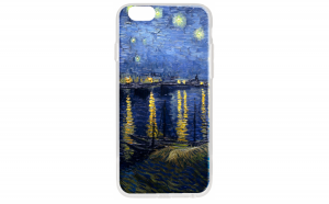 Husa plastic iPhone 6 Plus Van Gogh - Starryrhone