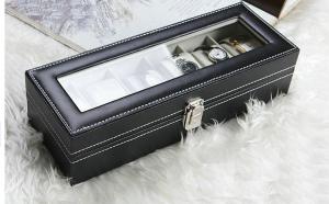 Cutie depozitare 6 ceasuri, Propuneri BF, Fashion
