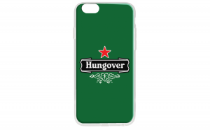 Husa plastic iPhone 6 Plus Hungover