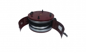 Cuptor electric rotund