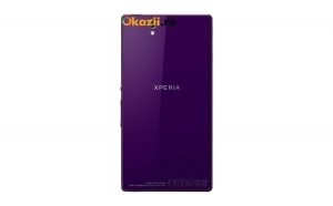 CAPAC SPATE BATERIE Sony Xperia C6602 ORIGINAL + adeziv