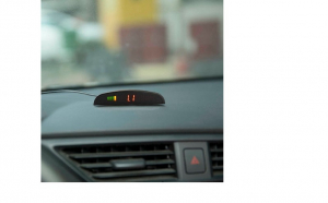Senzori parcare cu display Led