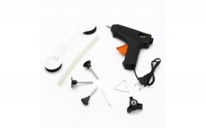Kit pentru reparare caroserie auto, indreptat lovituri tabla/plastic