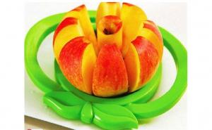Dispozitiv taiat mere/fructe