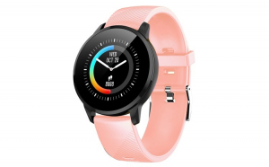 Smart Watch T-FIT 220 HB, roz, puls, tensiune, Trevi
