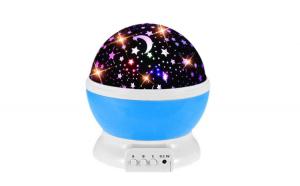 Proiector Star Master, 4 x LED, USB,