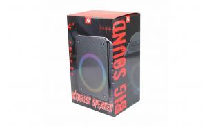 Boxa portabila, radio FM, MP3, bluetooth kts 1109