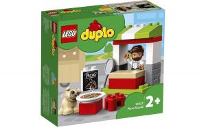 LEGO DUPLO STAND CU PIZZA 10927