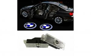 Holograme usi led sigla  BMW