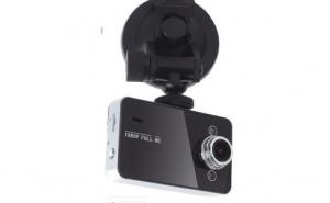 Pachet Camera auto Full HD 1080p + Casca cu Bluetooth pentru telefon