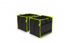 Organizator auto pentru portbagaj, 2 buc. 25 x 30 x 30 cm