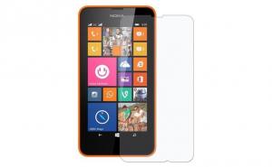 Folie Sticla Securizata Nokia Lumia 630/635,Transparenta
