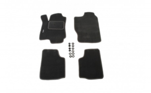 Set covorase auto din mocheta Mammooth pentru  OPEL ASTRA G 02.98 12.09 4 buc