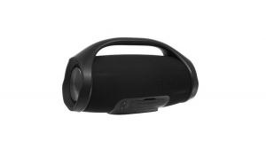 Boxa Portabila BoomBox cu Bass puternic si functie de Baterie Externa