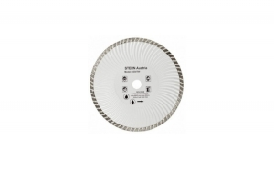 Disc diamantat Turbo Stern D180TW pentru polizor