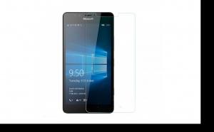 Folie sticla securizata Nokia Lumia 925, transparenta