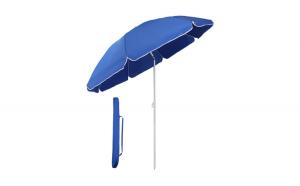 Umbrela soare rotunda UV20+ Albastru 160