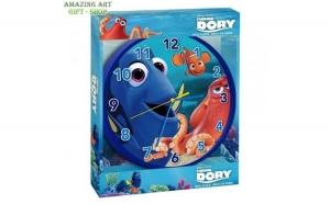 Ceas perete Nemo&Dory