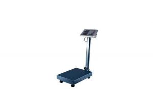 Cantar electronic comercial Hausberg HB-6052 ,100 Kg, platforma otel ,Leduri luminoase rosii, Afisaj LCD