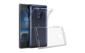 Husa Nokia 8 Flippy Tpu Transparent