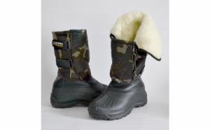 Cizme Alaska impermeabile, usoare, rezistente, antiderapante, calduroase si confortabile