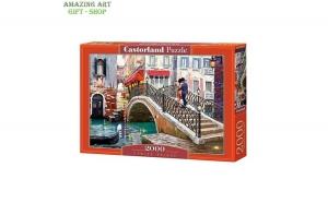 Puzzle Castorland 2000 piese
