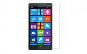 Folie sticla securizata Nokia Lumia 930, transparenta