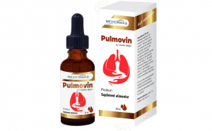 Pulmovin – picaturi pentru plamani