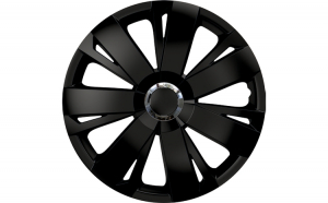 Capace roti auto Energy RC 4buc - Negru