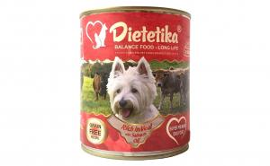 Hrana caini Dietetika Vitel, 800 gr