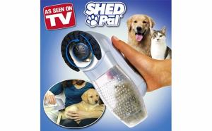 Aparat de curatare pentru animale, Shed Pal