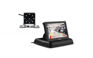 Pachet Camera Video Marsarier Auto cu 8 LED-uri si Monitor LCD Pliabil de 4.3 Inch