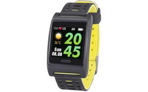 Bratara fitness T-FIT 280 GPS, negru
