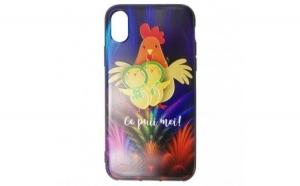 Husa Apple iPhone 6/6S Flippy Multicolor Mesaj Pui