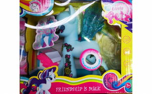 Jucarie Ponei Muzical - My Little Pony Petz
